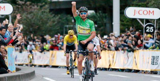 Peter Sagan vince il Saitama Criterium 2016