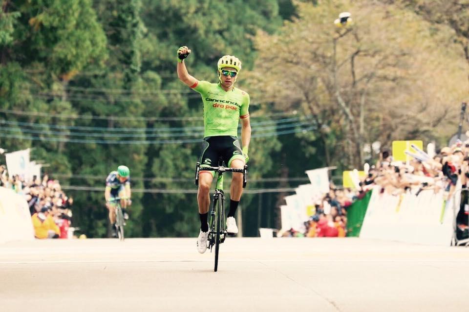 La vittoria di Davide Villella alla Japan Cup 2016