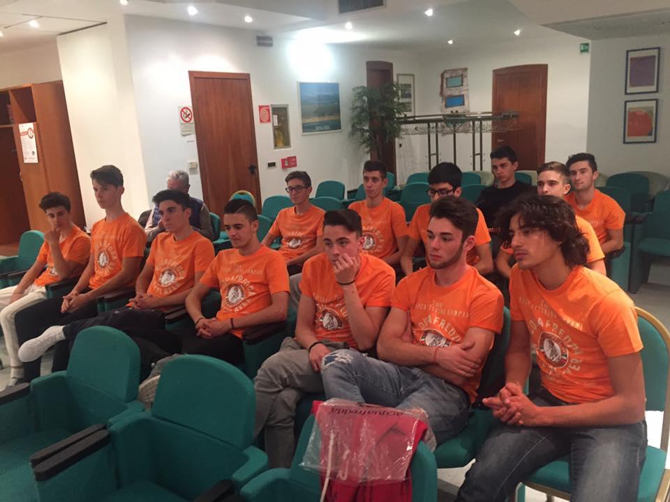 Primo raduno per i ragazzi Juniores del Gc Romagnano