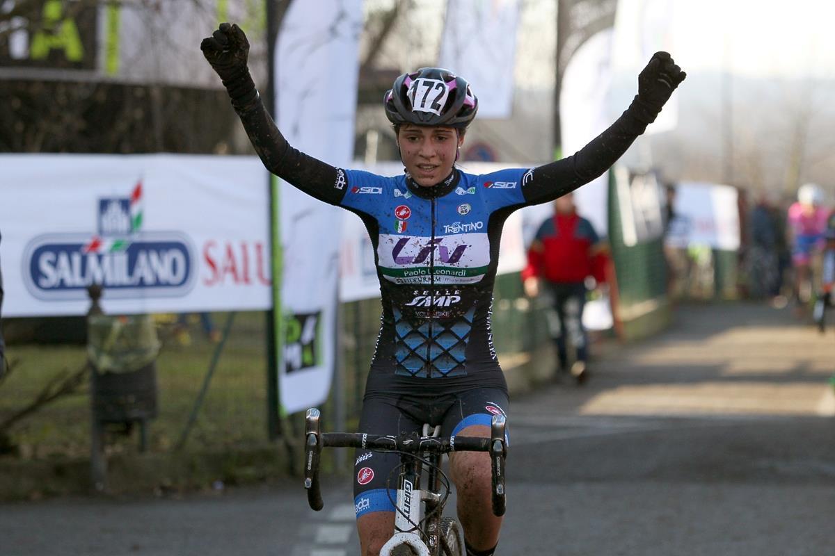 La vittoria di Sara Casasola a Lurago d'Erba