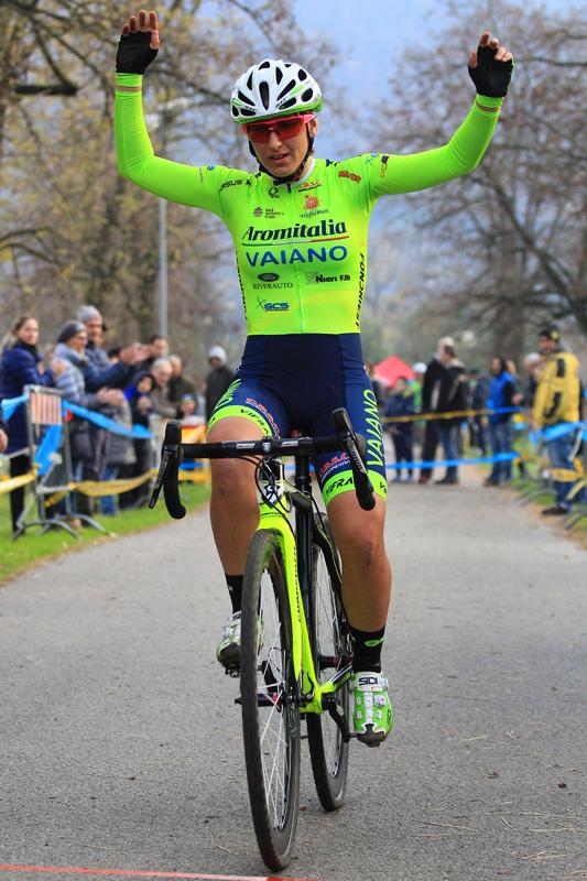 Vittoria in casa per Alessia Bulleri