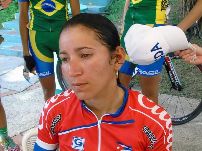 La cubana Iraida Garcia Ocasio
