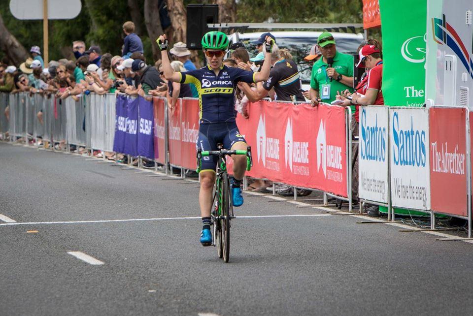 Amanda Spratt vince la prima tappa del Santos Women's Tour