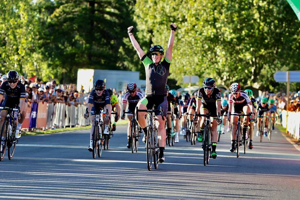 La vittoria di Kirsten Wild nella quarta e ultima tappa del Santos Women's Tour 2017