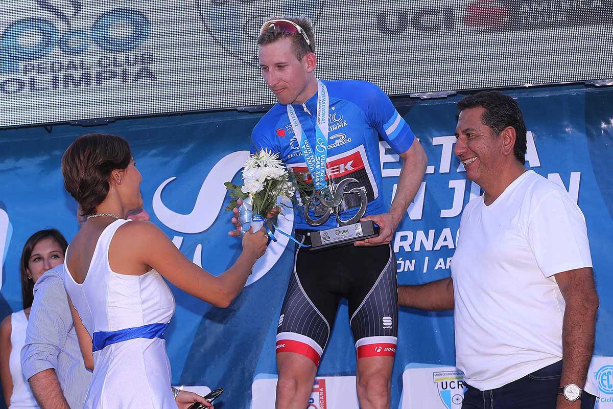 Bauke Mollema resta leader della Vuelta a San Juan