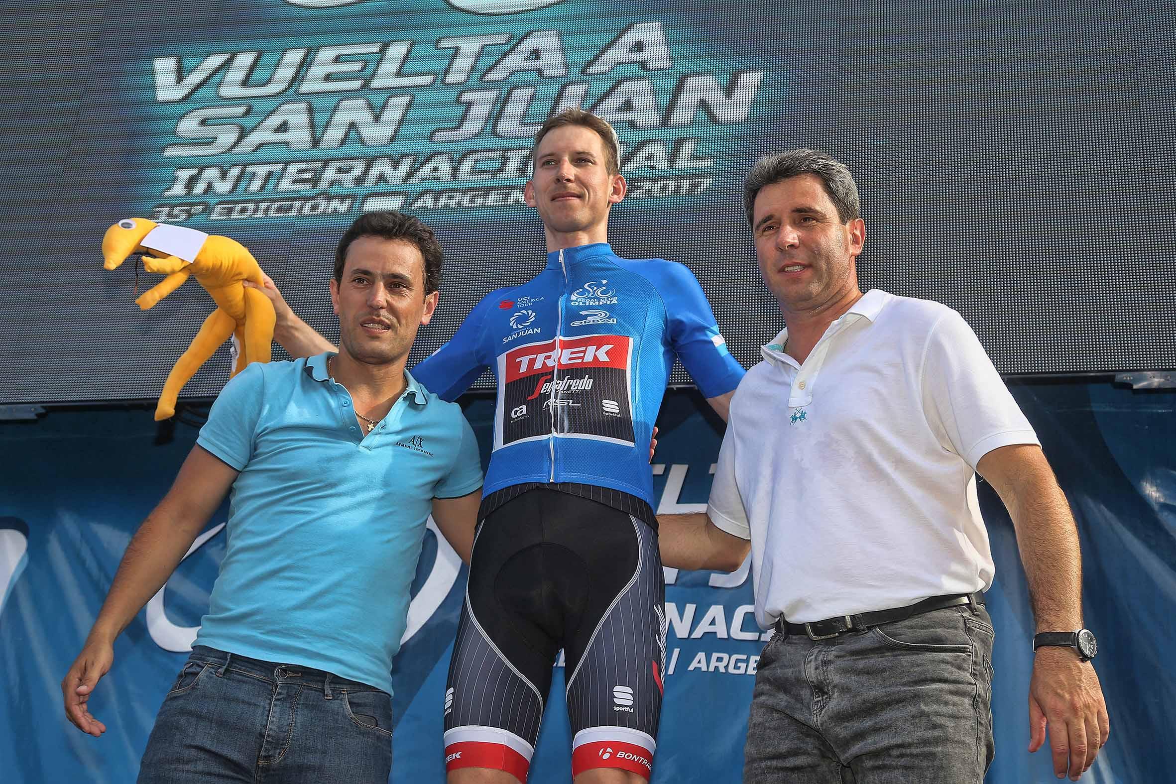 Bauke Mollema vince la Vuelta a San Juan 2017