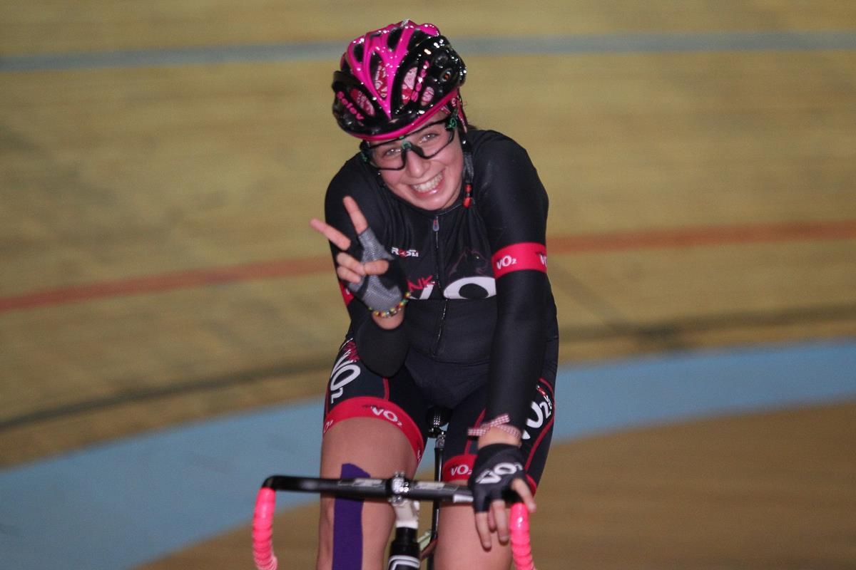 Due prove e due vittorie nell'Omnium Donne Allieve per Sofia Collinelli
