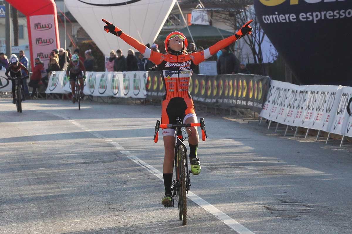 La vittoria di Lucia Bramati a Silvelle