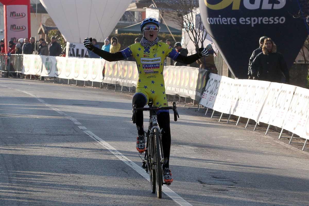 La vittoria di Eugenio Giovanni Costalla a Silvelle