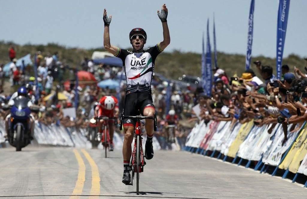 Rui Costa vince la tappa regina della Vuelta a San Juan 2017