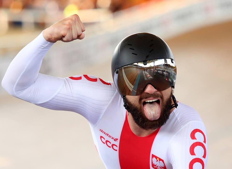 Il polacco Krzysztof Maksel vince il Km da fermo maschile