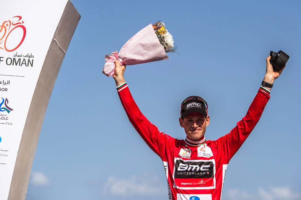 Ben Hermans vincitore del Tour of Oman 2017