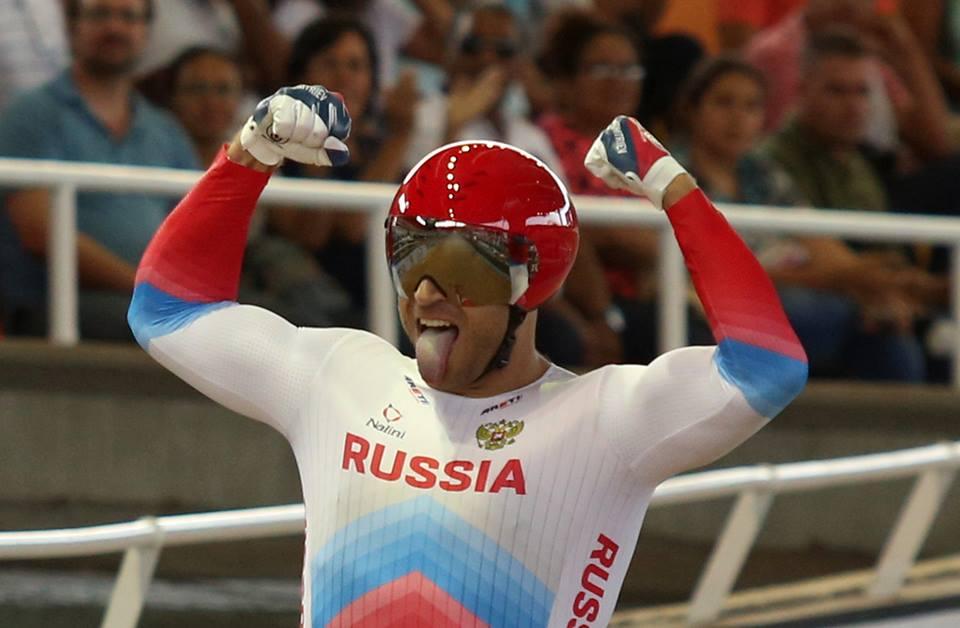 Il russo Denis Dmitriev vince la Velocità maschile