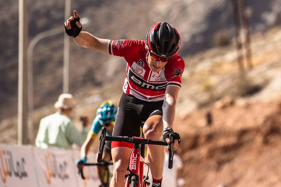 Ben Hermans vince anche sulla Green Mountain ed è sempre più leader del Tour of Oman 2017