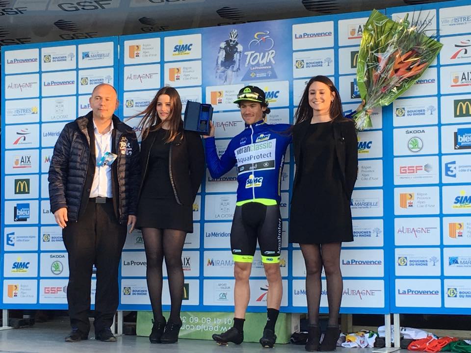 Justin Jules vince la prima tappa del Tour de La Provence