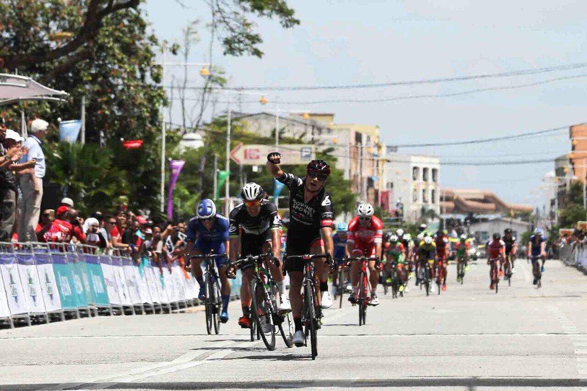 Scott Sunderland vince la prima tappa del Tour de Langkawi