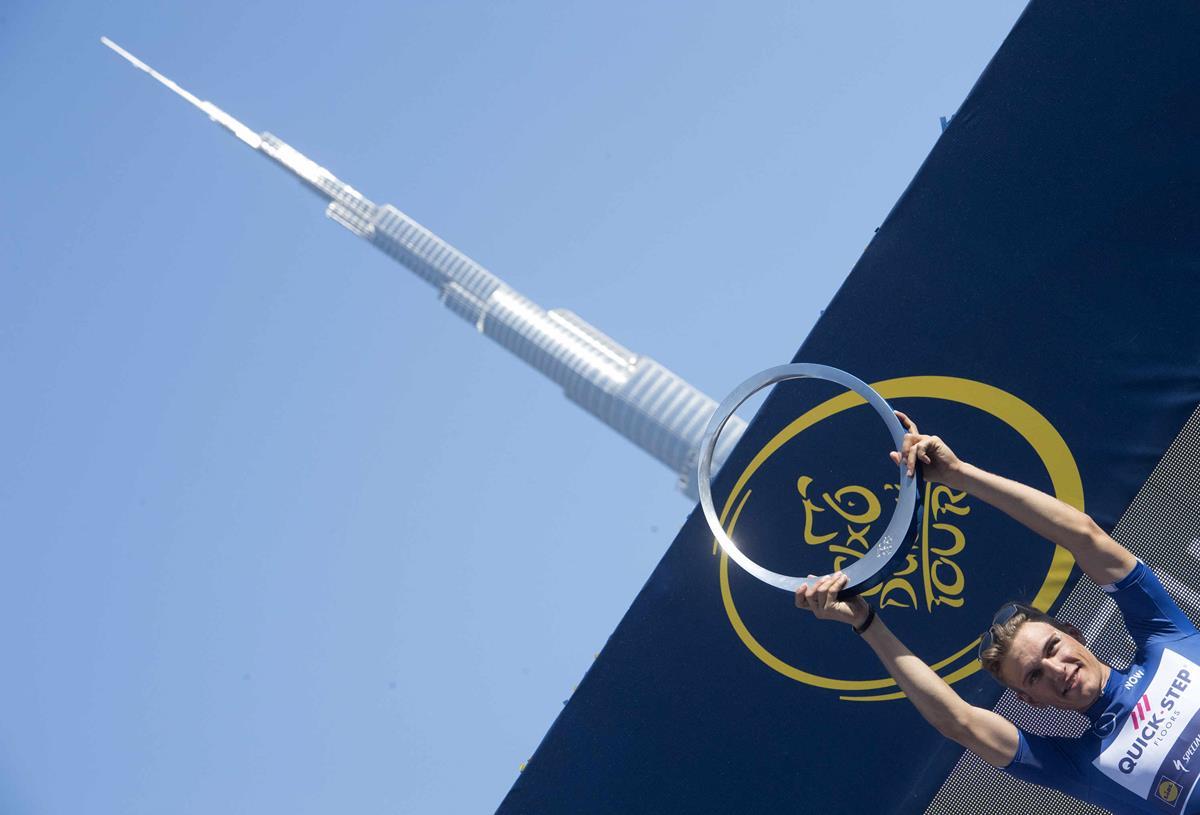 Marcel Kittel vince il Dubai Tour 2017