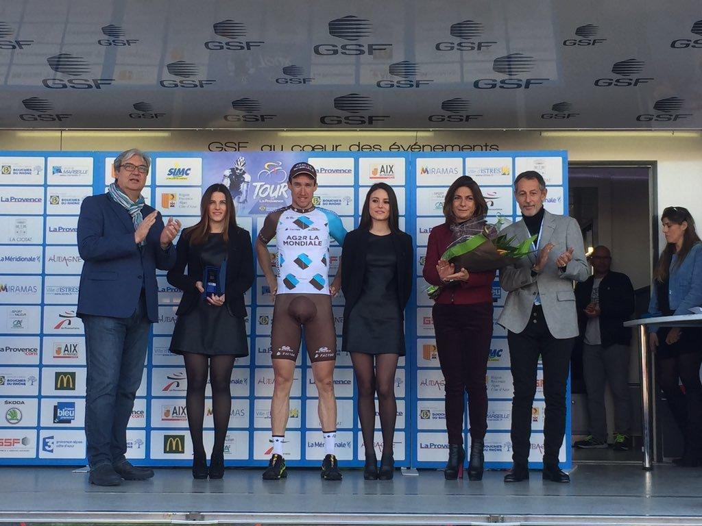 Alexandre Geniez vince la seconda tappa del Tour de la Provence 2017