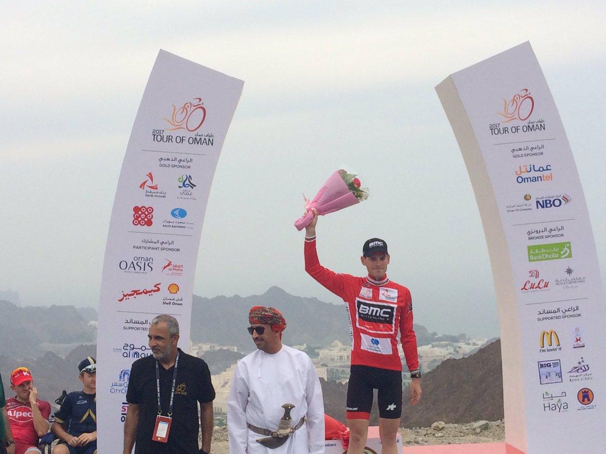 Ben Hermans vince la seconda tappa ed è il nuovo leader del Tour of Oman 2017