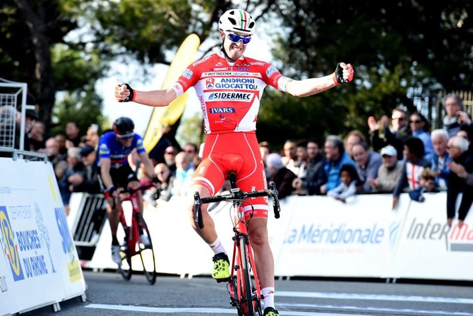 Mattia Cattaneo vince la terza tappa del Tour de La Provence