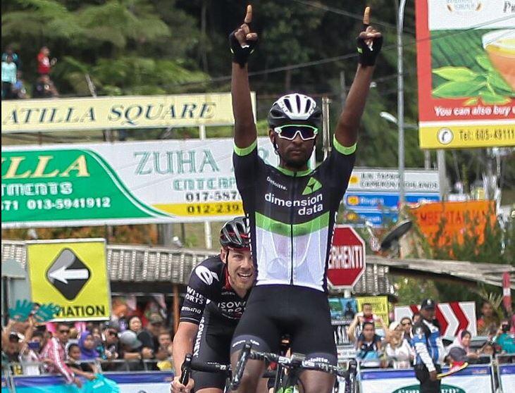 Mekseb Debesay vince la quarta tappa del Tour de Langkawi 2017