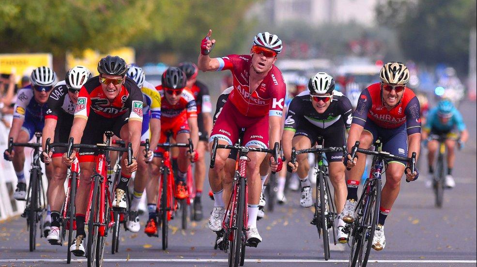 Alexander Kristoff vince la quarta tappa del Tour of Oman