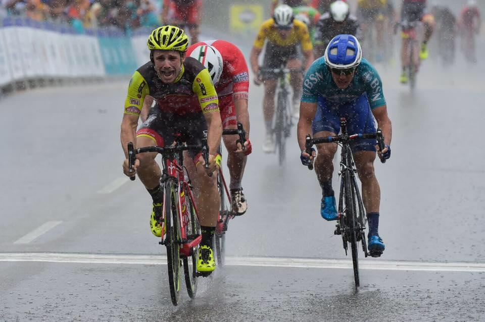 Jakub Mareczko vince la settima tappa del Tour de Langkawi