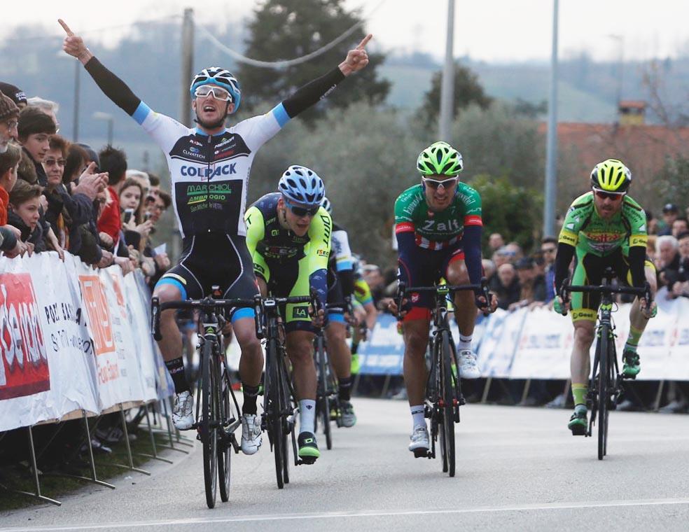 La vittoria bis di Leonardo Bonifazio a Castello Roganzuolo