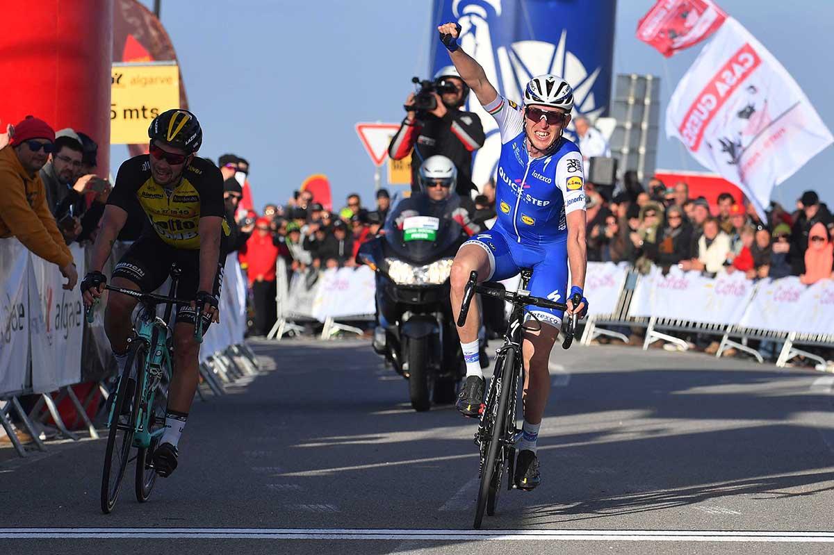 Daniel Martin vince la seconda tappa della Volta ao Algarve