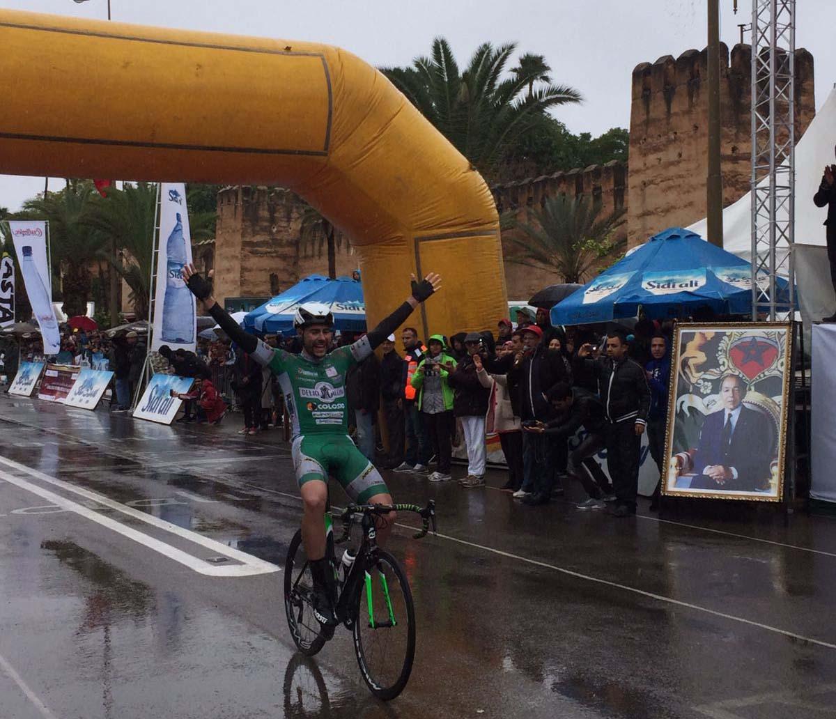 Umberto Marengo vince il Challenge du Prince - Trophée de l'Anniversaire