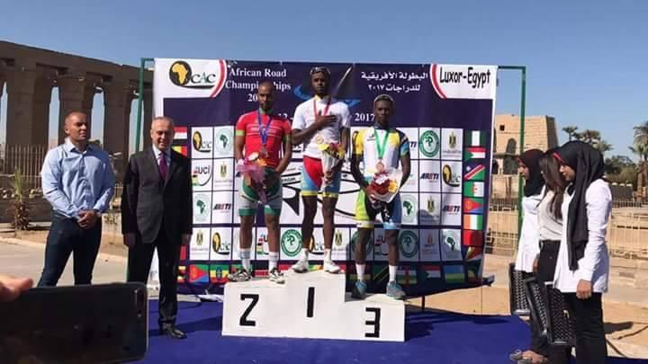 Ahmed Amine Galdoune medaglia di bronzo ai Campionati Africani Elite 2017