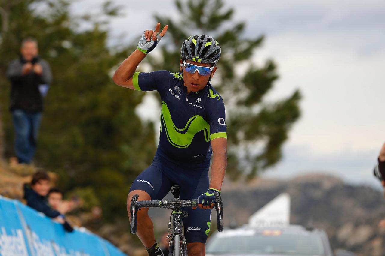 Nario Quintana vince solitario la quarta tappa della Volta a la Comunitat Valenciana