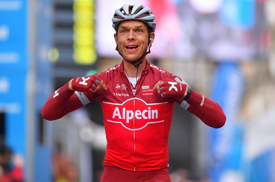 Tony Martin vince la seconda tappa della Volta Valenciana