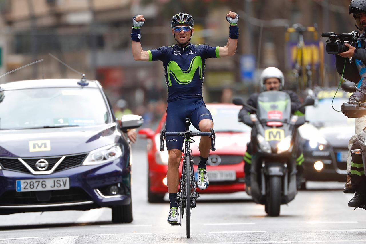 Alejandro Valverde vince la Vuelta a Murcia 2017