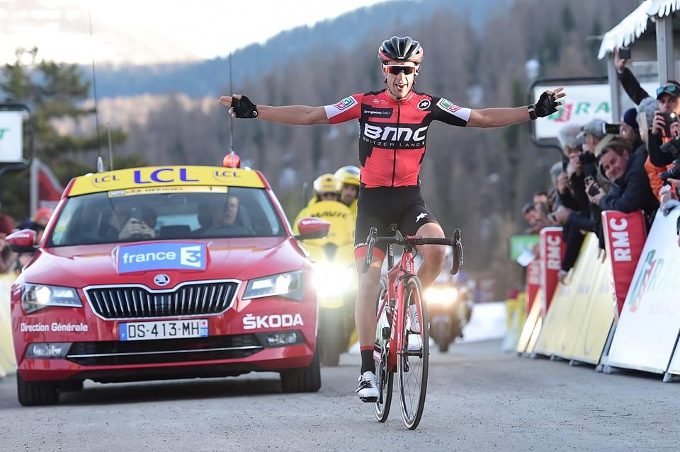 Richie Porte vince la settima tappa della Parigi-Nizza 2017