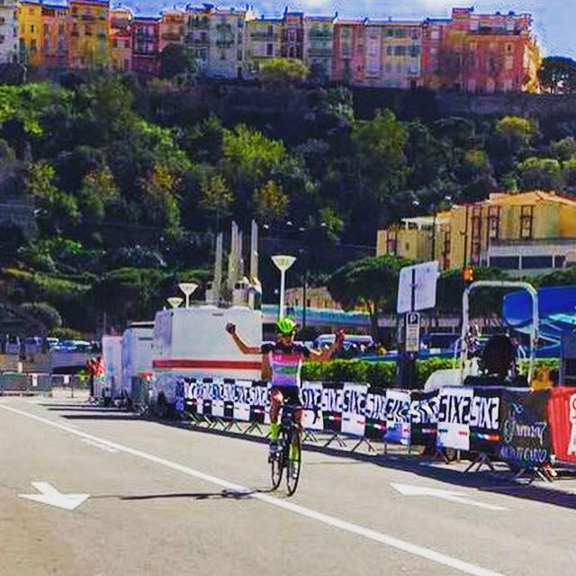 Simone Olivero vince a Montecarlo