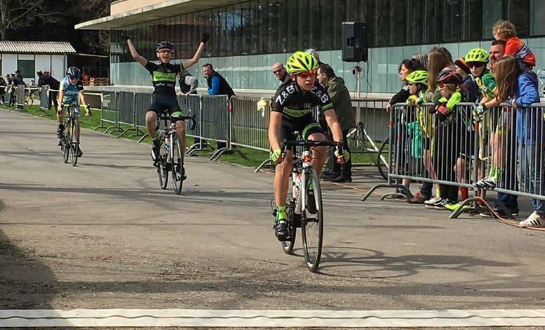 La vittoria di Daniel Polato a Casvegno