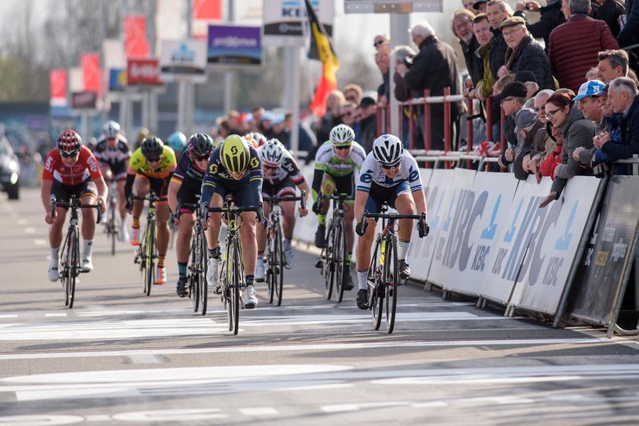 La vittoria di Lotta Lepistö alla Dwars Door Vlaanderen Women