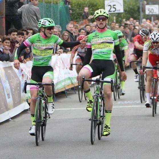 Enrico Pasqualotto vince il Giro delle Conche 2017