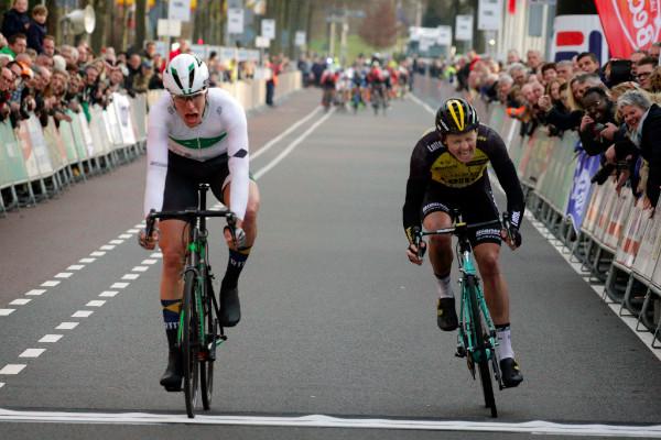 Jan-Willem Van Schip vince la Ronde van Drenthe