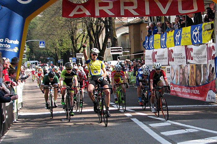 Edoardo Zambanini vince La Bolghera 2017 per Allievi a Trento