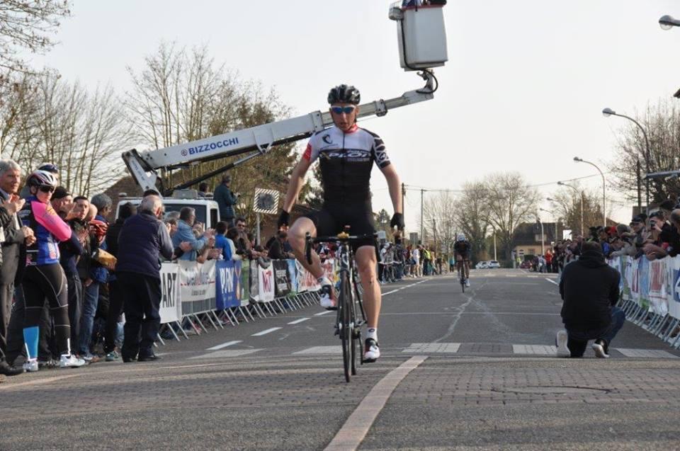 Giacomo Ballabio vince il Grand Prix de Wittenheim