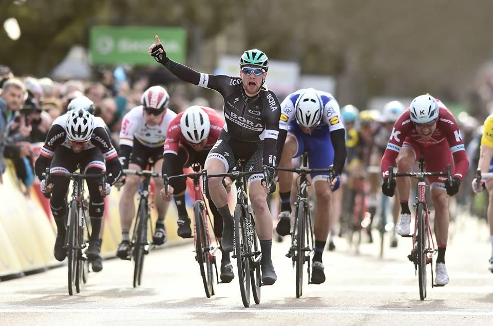 Sam Bennett vince la terza tappa della Parigi-Nizza 2017