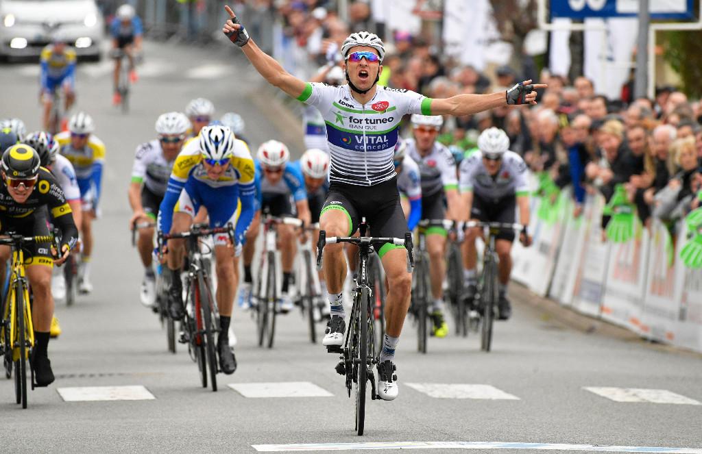 Laurent Pichon vince la Classic Loire Atlantique