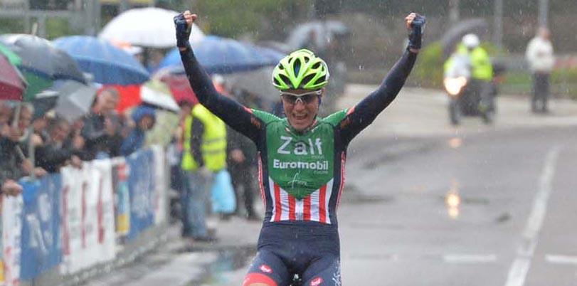 Riccardo Luca vince a Bolghera di Trento