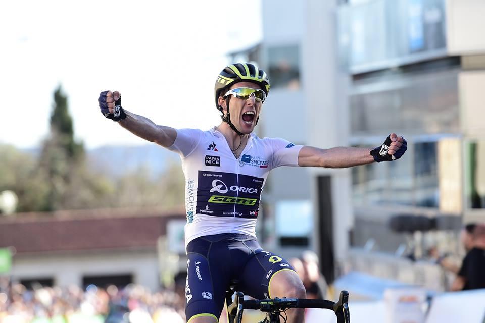 Simon Yates vince la sesta tappa della Parigi-Nizza 2017
