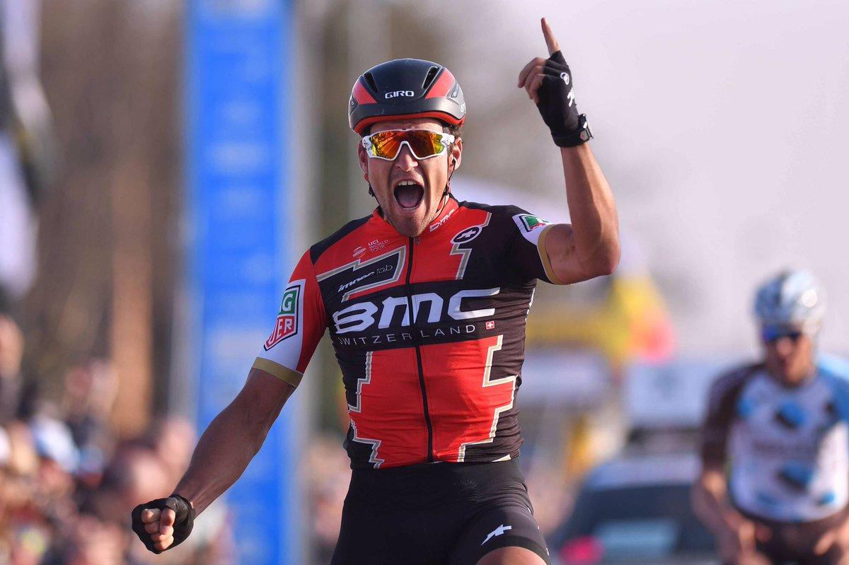 Greg Van Avermaet vince la E3 Harelbeke 2017