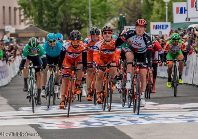 Sacha Modolo vince la prima tappa del Tour of Croatia