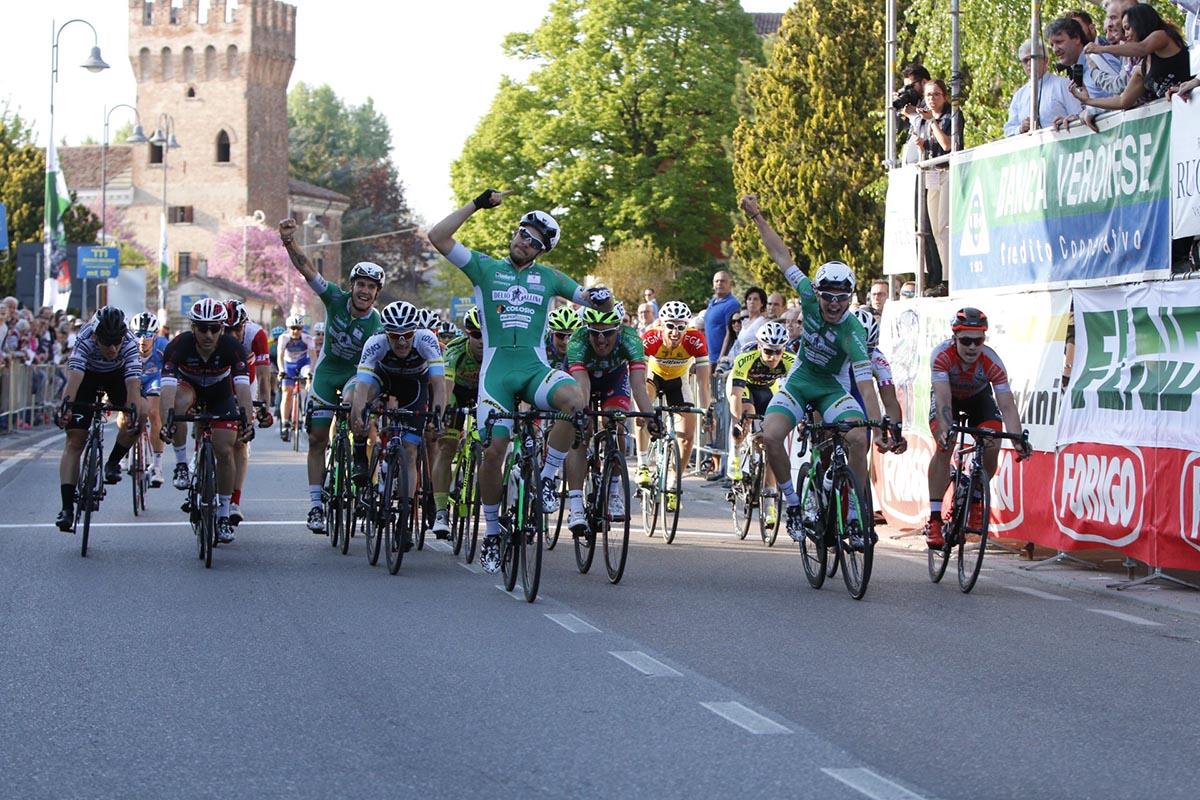 Mattia De Mori vince la Vicenza-Bionde 2017