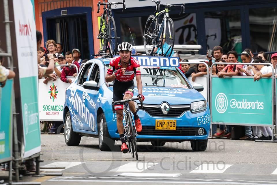 Sergio Martinez vince la seconda tappa alla Vuelta de la Juventud